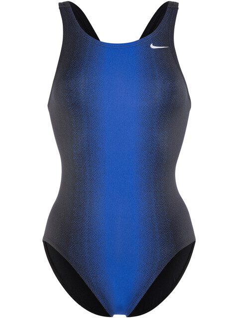 Nike Swim Fade Sting Badpak Dames, game royal